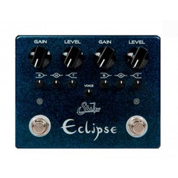 SUHR ECLIPSE GALACTIC PEDAL OVERDRIVE DISTORSION. NOVEDAD