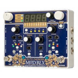 ELECTRO HARMONIX MOD REX PEDAL MODULACION POLIRITMICO. NOVEDAD