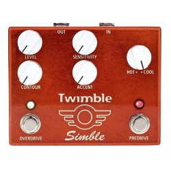 MAD PROFESSOR TWIMBLE PEDAL OVERDRIVE