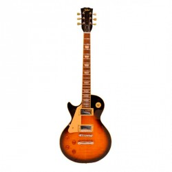 TOKAI ALS60L BS GUITARRA ELECTRICA PARA ZURDOS BROWN SUNBURST