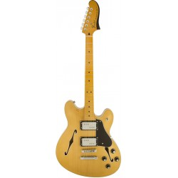 FENDER STARCASTER MN GUITARRA ELECTRICA NATURAL