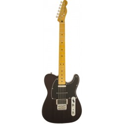 FENDER MODERN PLAYER TELECASTER PLUS MN GUITARRA ELECTRICA CHARCOAL TRANSPARENT