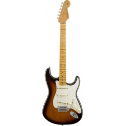 FENDER ERIC JOHNSON STRATOCASTER MN GUITARRA ELECTRICA 2 COLOR SUNBURST. DEMO