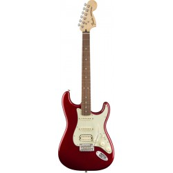 FENDER DELUXE HSS STRATOCASTER PF GUITARRA ELECTRICA CANDY APPLE RED