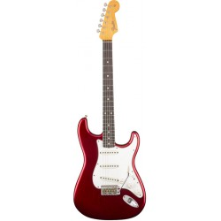 FENDER CUSTOM SHOP JOURNEYMAN RELIC POSTMODERN STRATOCASTER RW CANDY APPLE RED. BOUTIQUE