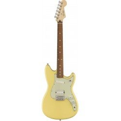 FENDER DUO SONIC HS PF GUITARRA ELECTRICA CANARY DIAMOND