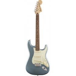 FENDER DELUXE ROADHOUSE STRATOCASTER PF GUITARRA ELECTRICA MYSTIC ICE BLUE