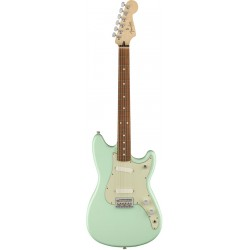 FENDER DUO SONIC PF GUITARRA ELECTRICA SURF GREEN