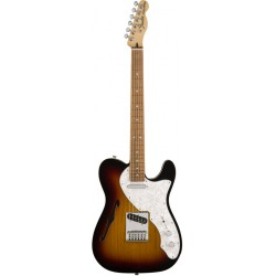 FENDER DELUXE THINLINE TELECASTER PF GUITARRA ELECTRICA 3 COLORES SUNBURST