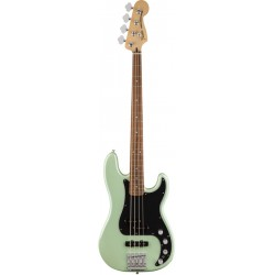 FENDER DELUXE ACTIVE PRECISION BASS SPECIAL PF GUITARRA ELECTRICA SURF PEARL