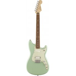 FENDER DUO SONIC HS PF GUITARRA ELECTRICA SURF GREEN