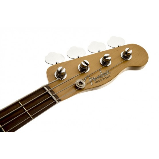 FENDER MIKE DIRNT ROAD WORN PRECISION BASS RW BAJO ELECTRICO WHITE BLONDE