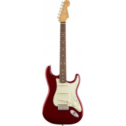 FENDER CLASSIC SERIES 60S STRATOCASTER PF GUITARRA ELECTRICA CANDY APPLE RED