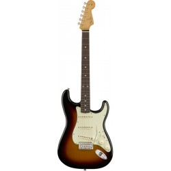 FENDER CLASSIC SERIES 60S STRATOCASTER PF GUITARRA ELECTRICA 3 COLOR SUNBURST
