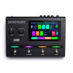 HEADRUSH GIGBOARD PEDALERA MULTIEFECTOS GUITARRA