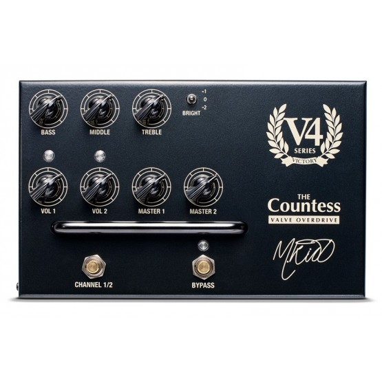 VICTORY AMPS THE COUNTESS PEDAL OVERDRIVE.