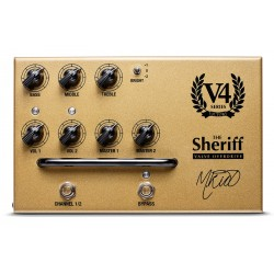 VICTORY AMPS V4 THE SHERIFF PEDAL OVERDRIVE. NOVEDAD