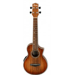 IBANEZ UEW36E LBS UKELELE ELECTRIFICADO LIGHT BROWN SUNBURST