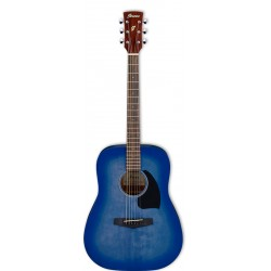 IBANEZ PF18-WDB GUITARRA ACUSTICA DREADNOUGHT WASHED DENIM BURST