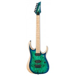 IBANEZ RGDIX6MPB SBB IRON LABEL GUITARRA ELECTRICA SURREAL BLUE BURST