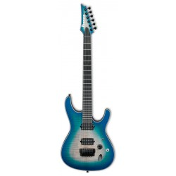 IBANEZ SIX6FDFM BCB IRON LABEL PRESTIGE GUITARRA ELECTRICA BLUE SPACE BURST