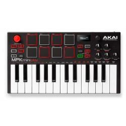 AKAI MPK MINI PLAY TECLADO CONTROLADOR MIDI