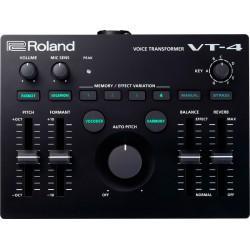 ROLAND VT4 PROCESADOR DE VOZ. NOVEDAD