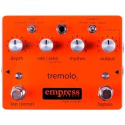 EMPRESS TREMOLO 2 PEDAL TREMOLO