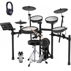 ROLAND -PACK- TD17KV BATERIA ELECTRONICA+ KIT ROLAND DAP3X Y AURICULARES