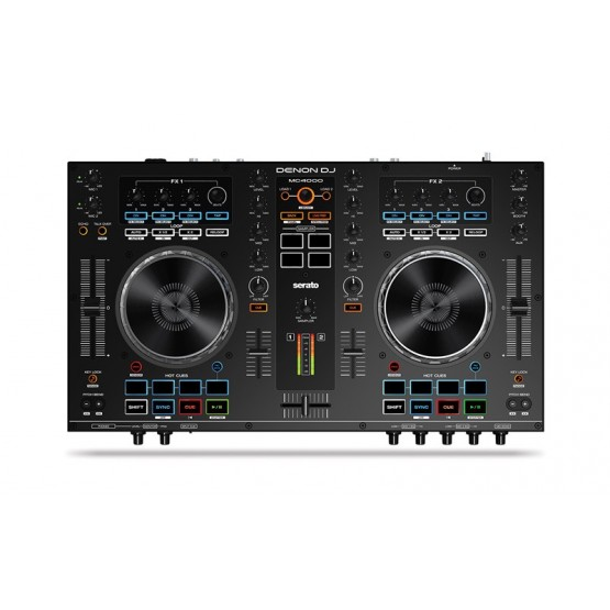 DENON DJ MC4000 CONTROLADOR DJ SERATO