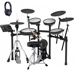 ROLAND -PACK- TD17KVX BATERIA ELECTRONICA+ KIT ROLAND DAP3X + PEDAL HIHAT Y AURICULARES