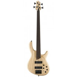 CORT B4 FL PLUS AS OPN BAJO ELECTRICO FRETLESS NATURAL