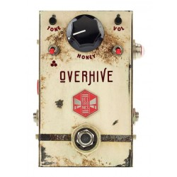 BEETRONICS OVERHIVE STANDARD SERIES PEDAL OVERDRIVE