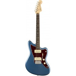 FENDER AMERICAN PERFORMER JAZZMASTER RW GUITARRA ELECTRICA SATIN LAKE PLACID BLUE. NOVEDAD