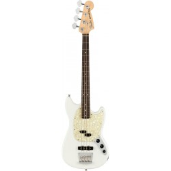 FENDER AMERICAN PERFORMER MUSTANG BASS RW BAJO ELECTRICO ARCTIC WHITE