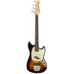 FENDER AMERICAN PERFORMER MUSTANG BASS RW BAJO ELECTRICO 3 COLORES SUNBURST
