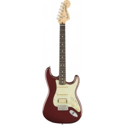 FENDER AMERICAN PERFORMER STRATOCASTER HSS RW GUITARRA ELECTRICA AUBERGINE