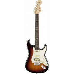 FENDER AMERICAN PERFORMER STRATOCASTER HSS RW GUITARRA ELECTRICA 3 COLORES SUNBURST