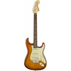 FENDER AMERICAN PERFORMER STRATOCASTER RW GUITARRA ELECTRICA HONEY BURST. NOVEDAD