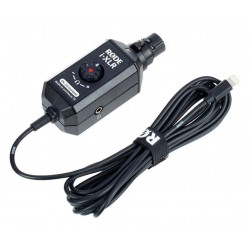 RODE I-XLR INTERFAZ DISPOSITIVOS IOS