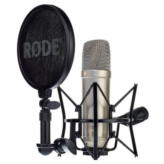 RODE NT1A ANIVERSARY EDITION MICROFONO DE CONDENSADOR