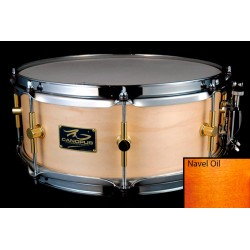 CANOPUS MO-1455 10 PLY MAPLE CAJA BATERIA ACUSTICA 14X5.5 NAVEL OIL