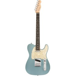 FENDER AMERICAN ELITE TELECASTER EB GUITARRA ELECTRICA SATIN ICE BLUE METALLIC. NOVEDAD