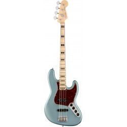 FENDER AMERICAN ELITE JAZZ BASS MN BAJO ELECTRICO SATIN ICE BLUE METALLIC. NOVEDAD