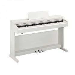 YAMAHA YDP164WH PIANO DIGITAL BLANCO. NOVEDAD