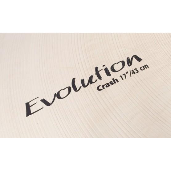 SABIAN HHXE 11706XEB CRASH EVOLUTION 17 PLATO BATERIA