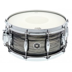 GRETSCH BROOKLYN 1465 GREY OYSTER CAJA BATERIA