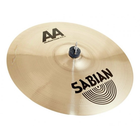 SABIAN AA 21608B MEDIUM CRASH 16 PLATO BATERIA