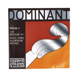 THOMASTIK DOMINANT 130 4/4 1A CUERDA VIOLIN