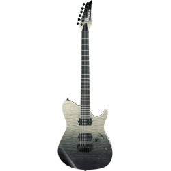 IBANEZ FRIX6FDQM BMG IRON LABEL GUITARRA ELECTRICA BLACK MIRAGE GRADATION
